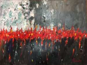 GALLERY OPENING: TESA @ Gallery at Carrollwood Cultural Center   Tampa   Florida   United States
