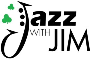Jazz with Jim St Paddy's Day March Logo