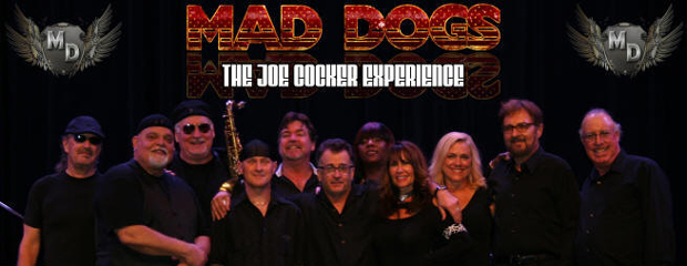 MAD DOGS: The Joe Cocker Experience (cancelled)