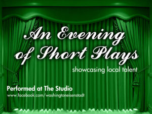 AN EVENING OF SHORT PLAYS @ The Studio at Carrollwood Cultural Center | Tampa | Florida | United States