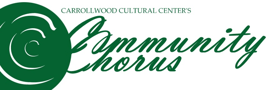 CARROLLWOOD COMMUNITY CHORUS (Holiday Show) @ Carrollwood Cultural Center (Main Theatre) | Tampa | Florida | United States