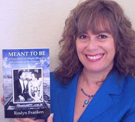 "LECTURE: ""Meant to Be"" with Roslyn Franken"