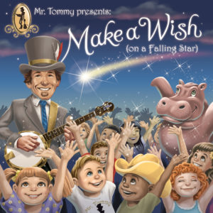 MAKE A WISH with Mr. Tommy @ Carrollwood Cultural Center (Main Theatre) | Tampa | Florida | United States