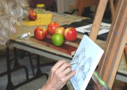 2015 Painting in Oil and Pastels with Gainor Roberts (31)