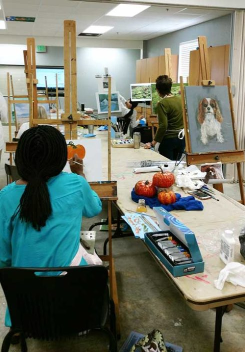 Class-in-Painting-in-Oil-and-Pastels-with-Gainor-Roberts-web