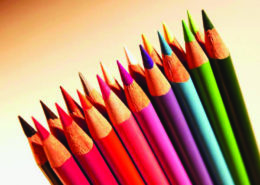 Colored Pencils - art and drawing class