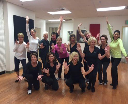 2017 Adult Dance Class