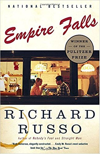 Empire Falls by Richard Russo - part of the CCC Book Club selection