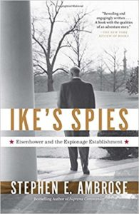 Ikes Spies by Stephen Ambrose
