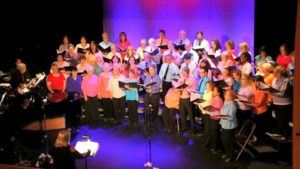 TAKE US BACK TO BROADWAY w. Carrollwood Community Chorus @ Carrollwood Cultural Center (Main Theatre)