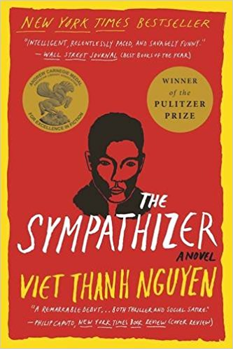 The Sympathizer by Viet Thanh Nguyen - part of the CCC Book Club Selection