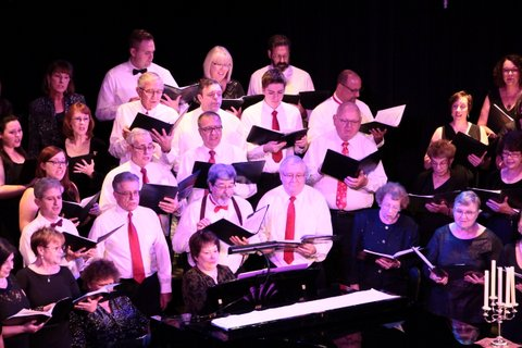 Holiday Concert with the Carrollwood Community Chorus
