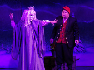 THE SNOW QUEEN @ Carrollwood Cultural Center (Main Theatre) | Tampa | Florida | United States