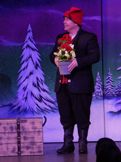 The Snow Queen with Atlantic Coast Theatre for Youth (ACT)