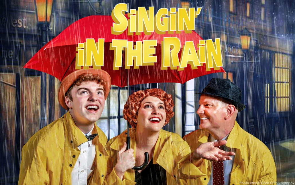 SINGIN' IN THE RAIN @ Carrollwood Cultural Center (Main Theatre) | Tampa | Florida | United States