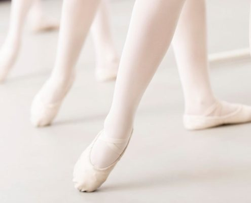 Ballet Slippers - Dance Classes