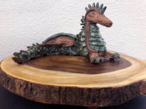 Maggies Dragon by Jeffery Aguilar