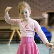 Beginning Dance/Ballet Student/YoungChild