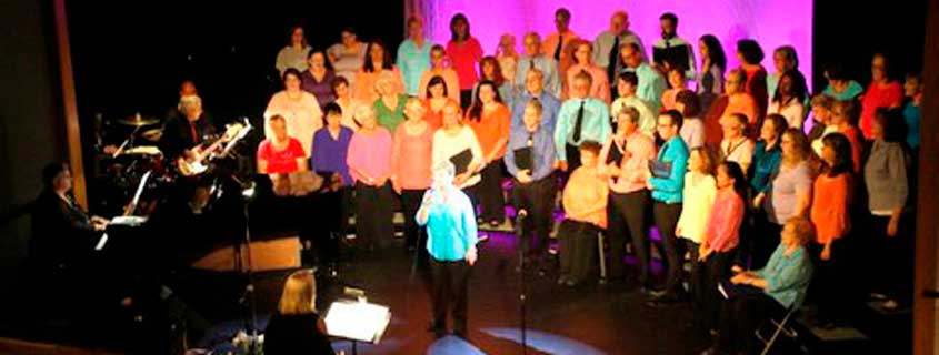 """A Little Bit Classical, A Little  Bit Rock n' Roll"" with the Carrollwood Community Chorus @ Carrollwood Cultural Center 