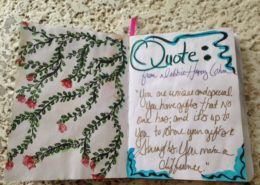 2015 Artistic Journaling with Michele Stone (4)