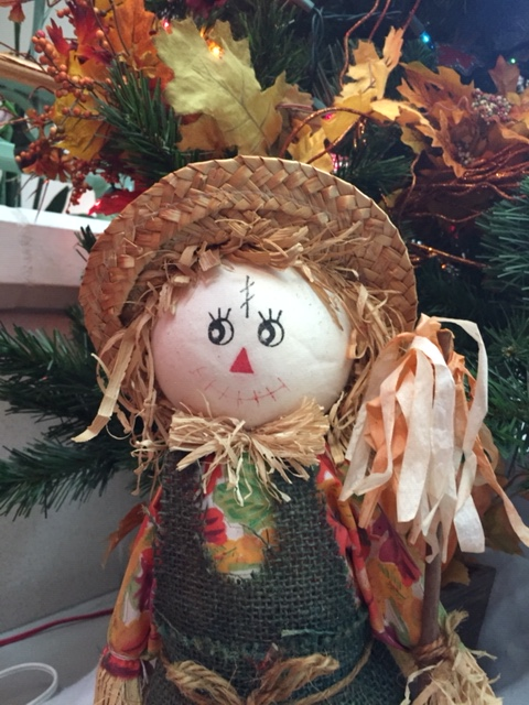 2018 Tree Display Autumn Magic by Center volunteers1