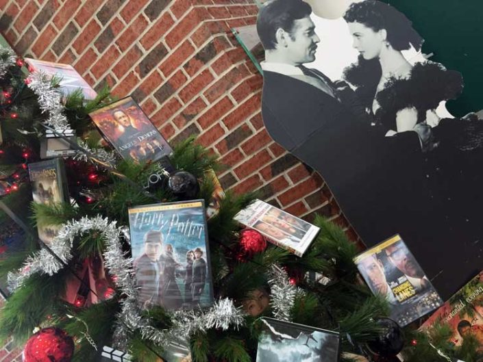 2018 Tree Display Go-to-the-Movies-by-Denise-Deneen2-web