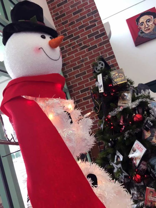 2018 Tree Display Snowman-World-by-Denise-Deneen2-web