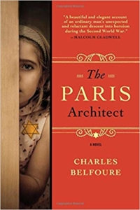 The Paris Architect by Charles Belfoure