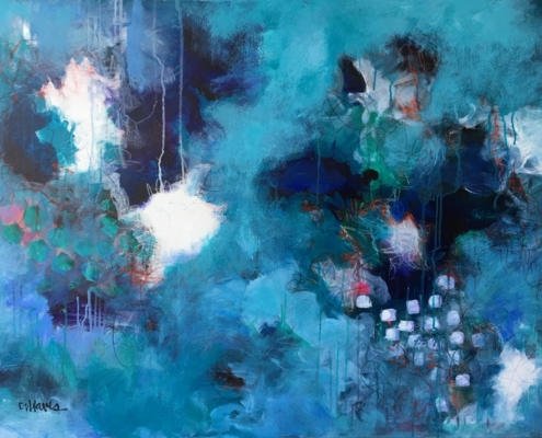 Blue Bayou by Laurie Maves