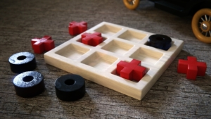 Family Game Night - Toys - Tic Tac Toe