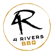 4 Rivers BBQ Logo
