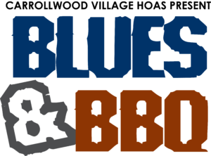 Cwood Village HOAs Present Blues & BBQ2