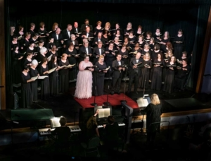CARROLLWOOD COMMUNITY CHORUS @ Carrollwood Cultural Center (Main Theatre)