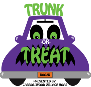 Trunk-or-Treat presented by Carrollwood Village HOAs @ Carrollwood Cultural Center (Park) | Tampa | Florida | United States