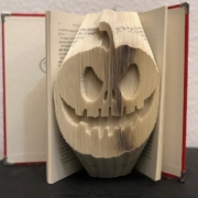 Artwork by Lauren Dykes Dilly Dally Custom Book Folding
