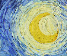 Art Class - Van Gogh and Vivaldi