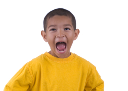 Boy in Yellow-iStock_000003155714Medium