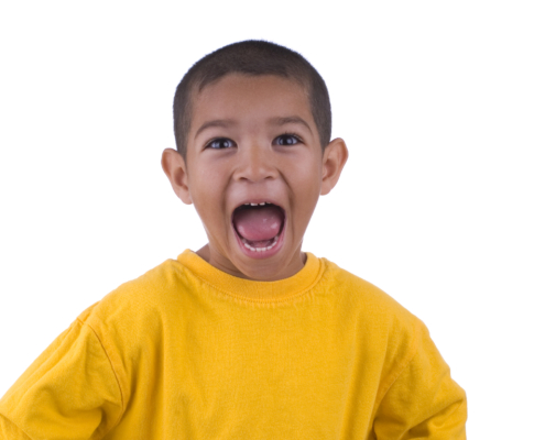 Boy in Yellow-iStock_000003155714Medium