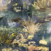 Water Lillies by Hedy Isen