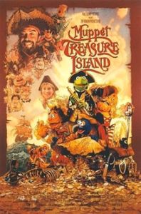 "SUMMER FRIDAY MOVIE: ""Muppet Treasure Island"" @ Carrollwood Cultural Center"