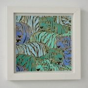 Tiger Blues by Britt Ford